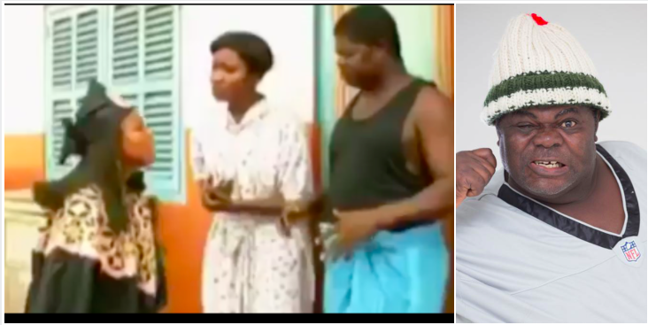 Throwback Video Of Psalm Adjeteyfio Owing Rent And Struggling With His Landlord In His Heydays Pops Up